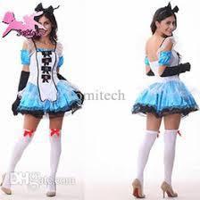 Halloween Costumes Alice Wonderland Discount Size Alice Wonderland Costumes 2017 Size