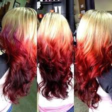 ambre hair styles ombre hairstyles ideas for girls 11 hairzstyle com