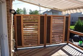 triyae com u003d backyard deck privacy ideas various design