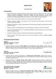 Tax Inspector Resume Ibraam Sami Resume