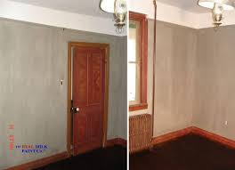 how to paint walls real milk paint
