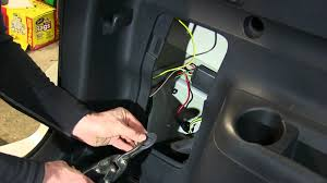 installation of a trailer wiring harness on a 2011 toyota rav4