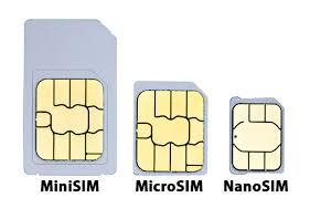 cutting a micro sim to a nano sim odd micro sim type