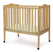 Mini Crib With Storage Delta Children Portable Mini Crib Travel