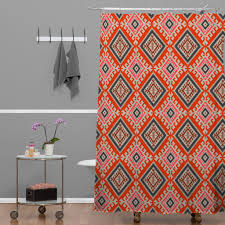 Gypsy Shower Curtain Bohemian Shower Curtain Function And Color Combinations Design