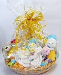 gift basket wrapping paper gift wrapping basket hers adds value to packaged gifts diy