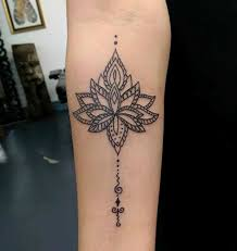 Positive Tattoos With Meanings 90 Immensely And Positive Lotus Mandala Tattoos To Express Your