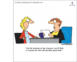 My Resume Agent Rapidbi Daily Cartoon 63 A Look At The Lighter Side Of Work Life