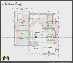 3 bedroom house designs collection 3 bedroom single house plans kerala photos