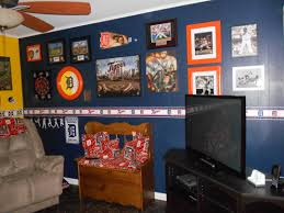 interior sports man cave inside awesome cool game room ideas