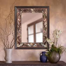 Decorative Mirrors Tropical Leaf Rectangle Decorative Mirror Decorative Mirrors