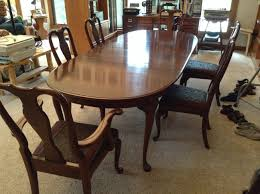Room Furnishing Decoration Using Solid Cherry Wood Lattice Dining - Colonial dining rooms