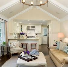 Best Open Floor Plan Decorating Images On Pinterest Living - Open plan kitchen living room design ideas