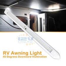 12 volt led strip lights for rv 12volt 21 65 led awning light rv coach caravan exterior garden