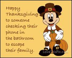 happy thanksgiving to everyone this weekend luck with that