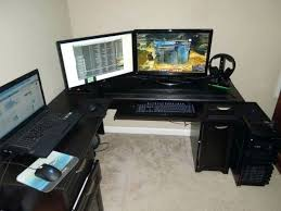 Best Desk For Gaming Best Desk Computer Gaming Desk Australia L Shaped Gaming Desk