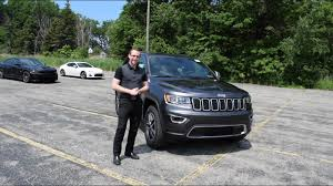 jeep grand cherokee 2017 grey review of the 2017 jeep grand cherokee limited youtube