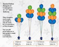 baloon boquets balloons balloons more balloons