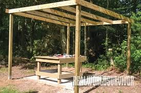 Plans For A Shooting Bench 10 Steps To Building A Shooting Shed