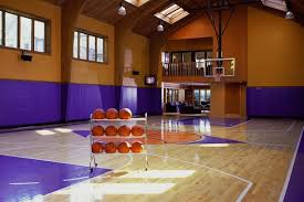Indoor Basketball Court Mansion Room By Room Pinterest - Home basketball court design