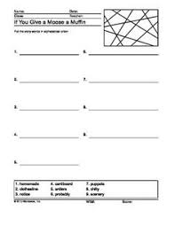 tikki tikki tembo worksheets mouse soup lesson plans questions activities and vocabulary