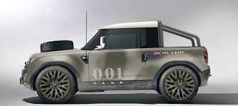 land rover discovery concept land rover next generation defender even more rugged u2013 drive safe
