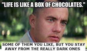 Dark Chocolate Meme - dark chocolate is heaven sent i can t eat more than two