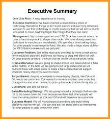 resume summary exles marketing resume executive summary exle foodcity me