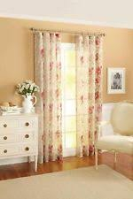Better Homes And Garden Curtains Better Homes U0026 Gardens Floral Curtains Drapes U0026 Valances Ebay