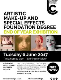 Colleges For Special Effects Makeup Leicester College On Twitter