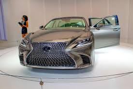 lexus ls 500 latest news 2018 lexus ls 500 review top speed