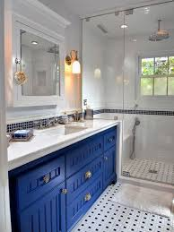 blue bathroom ideas royal blue bathroom ideas houzz