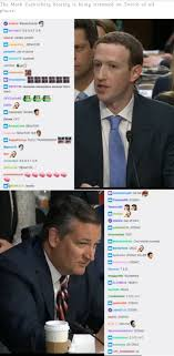 Meme Jimmy - mark zuckerberg privacy hearing stream mark zuckerberg know