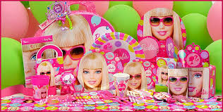 Interior Design Simple Barbie Theme by Barbie Decorations For Birthday Party
