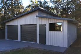 shed roof house skillion roof sheds and garages ranbuild