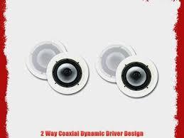 Infinity Ceiling Speakers by Infinity Cs60r Series 2 Way In Ceiling 6 5in White Sold Each