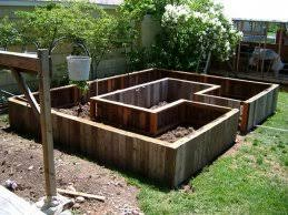 building a raised vegetable garden box building garden box 2