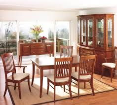 Manchester Dining Set Locally Handcrafted Tables Solid - Lane furniture dining room
