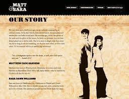Wedding Site 25 Most Creative And Wonderful Wedding Website Ideas Everafterguide