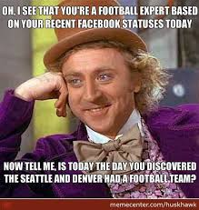 Football Sunday Meme - what i hate most about super sunday as a diehard nfl fan since