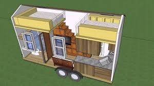 tiny house plan 360 youtube