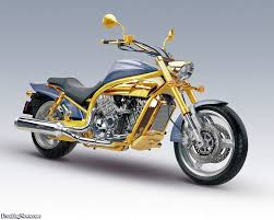 gold motorcycle pictures freaking news