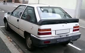 mitsubishi colt 1991 1988 mitsubishi colt cao hatchback images specs and news