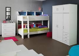 Parisot Tam Tam White Bunk Bed - Parisot bunk bed