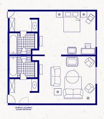 Orange County Convention Center Floor Plan Orlando Meeting And Convention Hotel Plaza Suite Accommodations