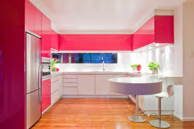attractive modern kitchen cabinet colors in house renovation ideas