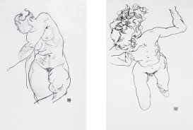 charge in the expressionist art of egon schiele widewalls