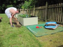 creating a garden bed sod stripping 101 loving here