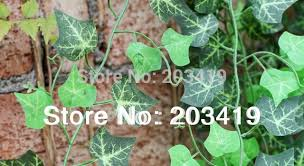 1pcs 2 4 meter artificial creeper leaves vines fake plants wedding