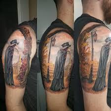 the dear hunter act iv cover art tattoo imgur